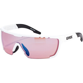 UVEX Sportstyle 707 Colorvision Glasses, white/outdoor